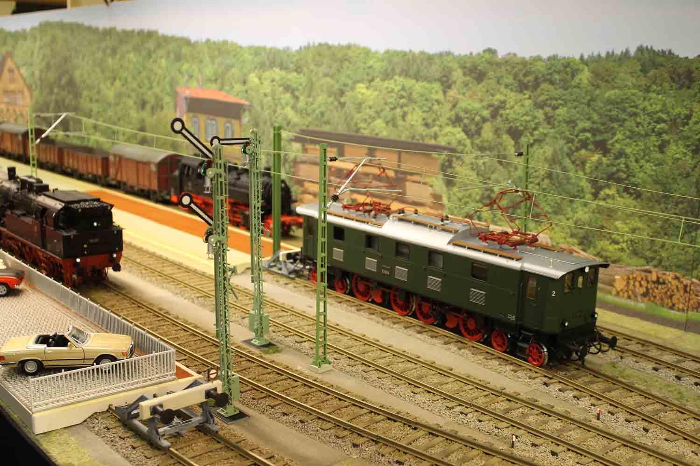Emslandmodellbau Lingen Breidenbach Veranstaltungen Eisenbahnanlage